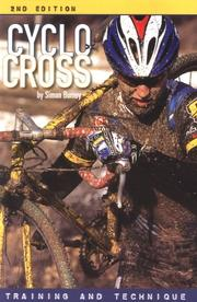 Cover of: Cyclo-cross