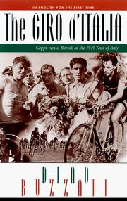 Cover of: The Giro D'Italia