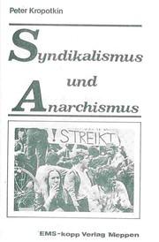 Syndikalismus und Anarchismus