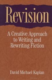 Cover of: Revision