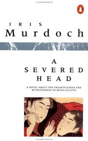Cover of: A Severed Head