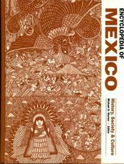 Cover of: Encyclopedia of Mexico  | Michael Werner
