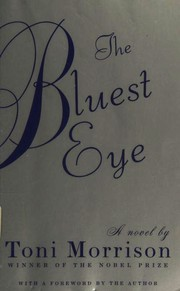 Cover of: The Bluest Eye |