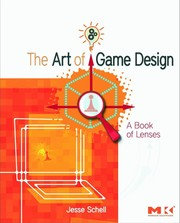 Cover of: The art of game design | Jesse Schell