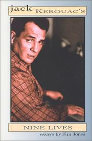 Cover of: Jack Kerouac's nine lives