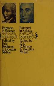 Cover of: Partners in science