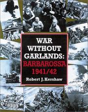Cover of: War Without Garlands