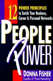 Cover of: People power