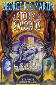 Cover of: A Storm of Swords (A Song of Ice and Fire Ser., Bk. 3)
