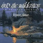 Cover of: Into the wilderness