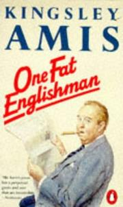Cover of: One fat Englishman