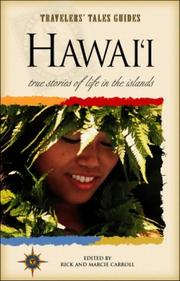 Cover of: Hawaii