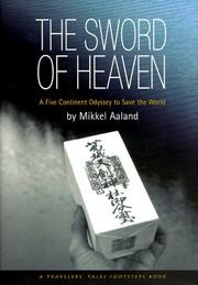 Cover of: The Sword of Heaven | Mikkel Aaland
