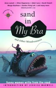 Cover of: Sand in My Bra and Other Misadventures |