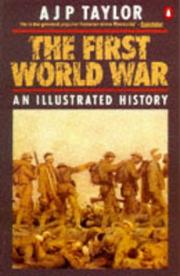 Cover of: The First World War