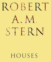 Cover of: Robert A. M. Stern Houses