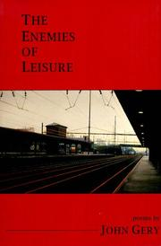 Cover of: Enemies of Leisure