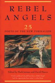 Cover of: Rebel angels by