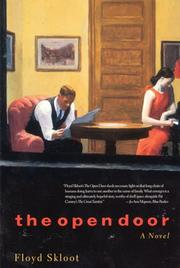 Cover of: The open door