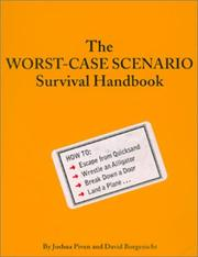 Cover of: The Worst Case Scenario Survival Handbook (Worst-Case Scenario Survival Handbooks)