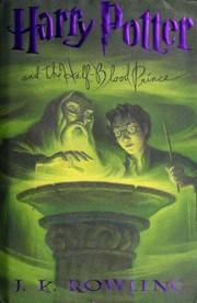 Cover of: Harry Potter and the Half-Blood Prince |