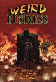 Cover of: Weird Business | Joe R. Lansdale