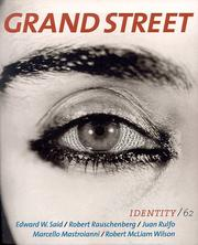 Cover of: Grand Street 62 | Jean Stein, Deborah Treisman, Robert McLaiam Wilson