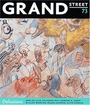 Cover of: Grand Street 73 | Don DeLillo