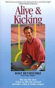 Cover of: Alive & kicking