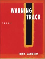 Cover of: Warning track