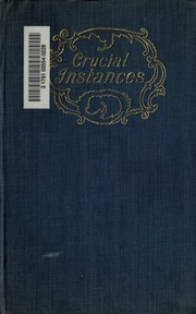 Cover of: Crucial Instances
