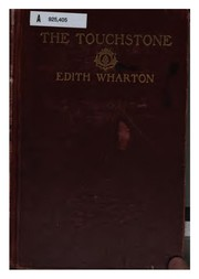 Cover of: The Touchstone