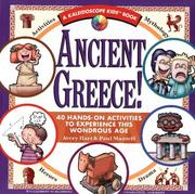 Cover of: Ancient Greece!