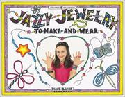 Cover of: Jazzy Jewelry | Diane Baker