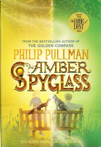 9780375823350: The Amber Spyglass (His Dark Materials