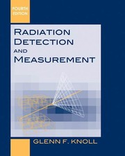 Cover of: Radiation detection and measurement