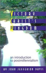 Cover of: The Victory of Christ's Kingdom