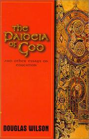 Cover of: The Paideia of God | Douglas Wilson