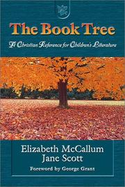 The book tree by Elizabeth McCallum