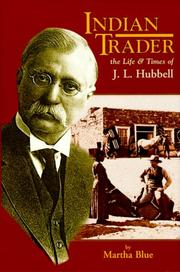Cover of: Indian Trader | Martha Blue