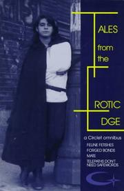 Cover of: Tales from the erotic edge |