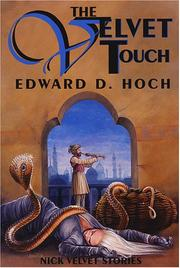Cover of: The Velvet touch