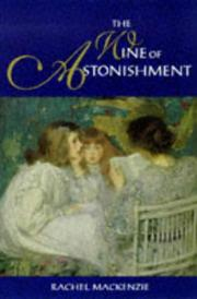 Cover of: The wine of astonishment