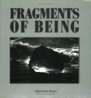 Cover of: Fragments of being