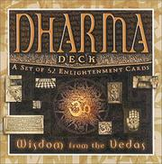 Cover of: Dharma Deck (Enlightenment Cards) | Editors of Mandala Publishing