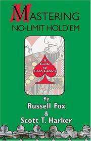 Cover of: Mastering no-limit hold'em