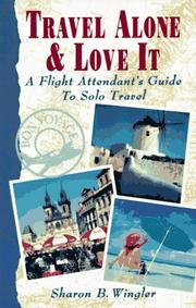 Cover of: Travel alone & love it