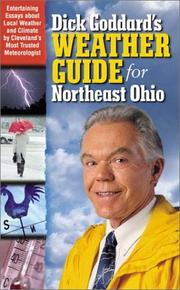 Cover of: Dick Goddard's weather guide & almanac for northeast Ohio