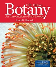 Cover of: Botany | James D. Mauseth