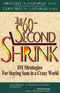 Cover of: The 60-second shrink